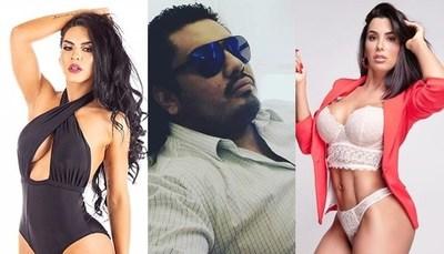Crece la discordia entre modelos por empresario boliviano