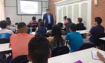Instituto CIRD inicia clases semipresenciales de carreras administrativas