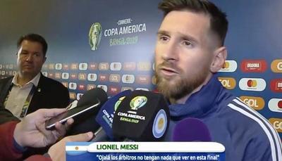 """""""Esta Copa América está armada para Brasil"""""""