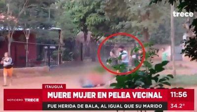 Captan mortal ataque que dejó un fallecido en Itauguá