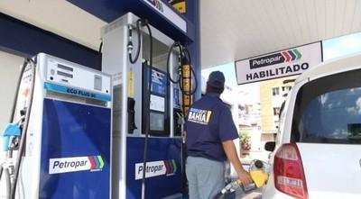 Petropar no bajará precios de combustibles a pesar de caída internacional del petróleo