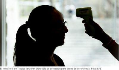 Actividades laborales no se suspenden y lanzan protocolo para casos de contagios en el trabajo