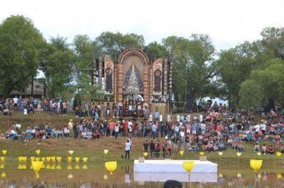 Coronavirus: Suspenden procesión en Tañarandy y visitas a represa de Itaipú