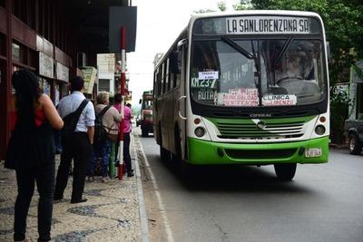 Coronavirus: no se suspenden los servicios del transporte público