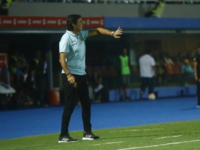 "Costas: ""Ese gol nos sacó del partido"""