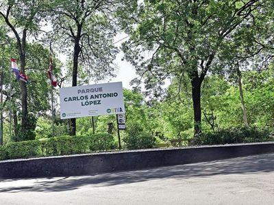 Parques y plazas también se cerrarán