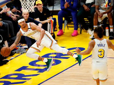El Warriors-Nets, primer partido a puerta cerrada de la NBA
