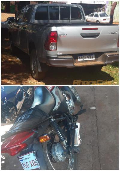 Motociclista en exceso velocidad atropello a transeúnte en FRANCO