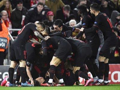 El Atlético elimina al campeón
