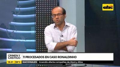11 procesados en el caso Ronaldinho