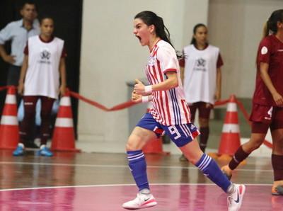 Paola Brítez, nominada a mejor jugadora del mundo