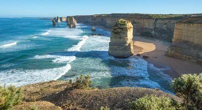 El estado de los enclaves turísticos australianos tras el fuego