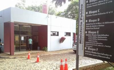 Ministerio Público también suspende actividades por dos semanas