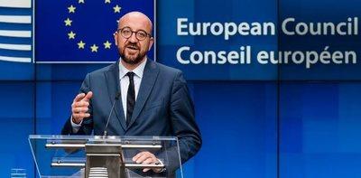 """Coronavirus: tras el anuncio de Donald Trump, la UE pide """"evitar cualquier ruptura económica"""""""