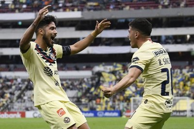 América golea y brillan el pase quirúrgico de 'Cachorro' y un gol de Bruno Valdez