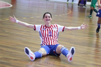 Una paraguaya, nominada a mejor jugadora del mundo