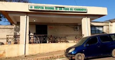 Habilitan bloque especial para coronavirus en San Pedro