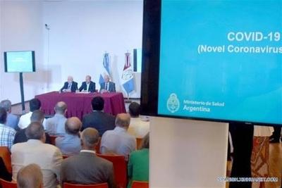 HOY / Reportan los tres primeros casos locales de coronavirus en Argentina