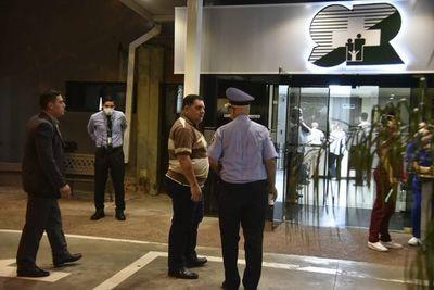 Comandante de la Policía fue internado pero se encuentra estable