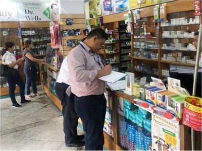 En plena crisis, farmacias no tienen stock de alcohol en  gel y   tapabocas
