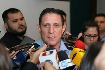 Comandante de la Policía está internado por sufrir una descompensación