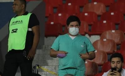 HOY / El fútbol local no cesa: Dos partidos para arrancar la cuarentena