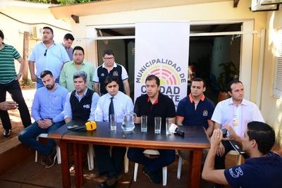 Comuna de CDE construirá pabellón para pacientes de coronavirus