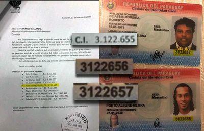 Documentos falsos costaron US$ 18.000, según gestores imputados