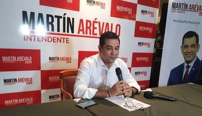 Martin Arevalo suspende minga ambiental prevista para este sábado.
