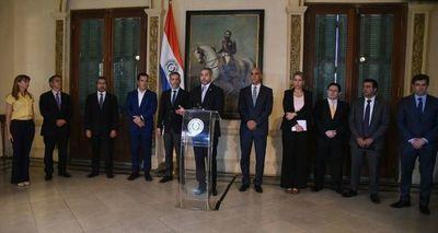 Abdo anuncia medidas económicas ante la crisis por coronavirus