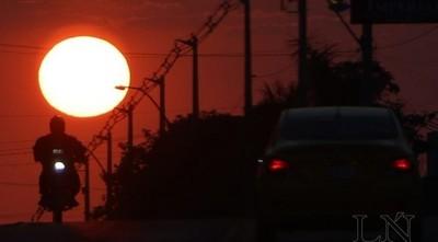 Meteorología: Calor y chaparrones para este sábado