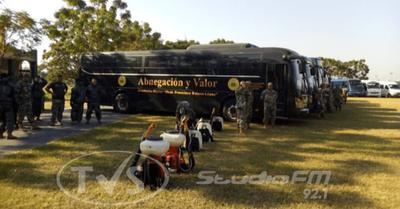 Apoyo en transporte: FFAA pondrá a disposición de la ciudadanía 35 vehículos