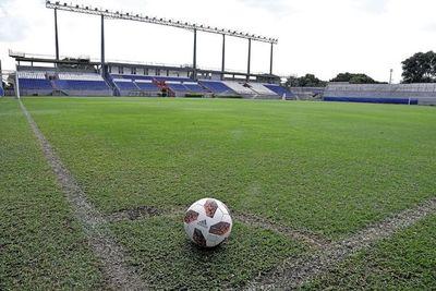 Sin fútbol local hasta el 24/03