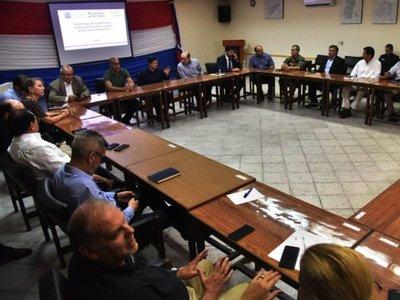 Mario Abdo anuncia cierre parcial de las fronteras y repudia proselitismo