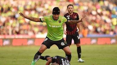 El coronavirus paraliza también la Liga de México