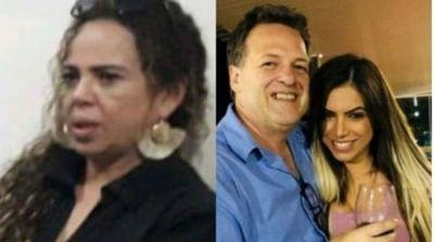 Gloria Escobar anuncia candidatura de su ex marido Pedro González para intendente