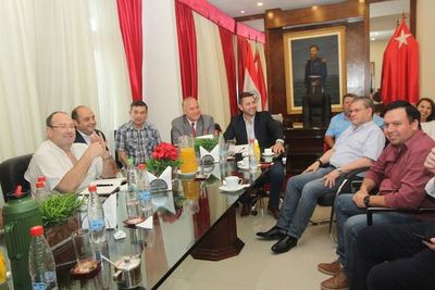 Comisión Ejecutiva analizará pedido de convención colorada