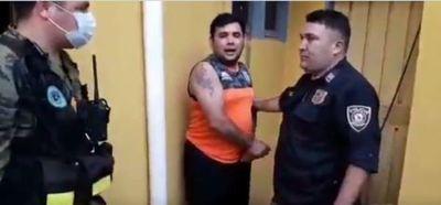 Coronavirus: Tres personas fueron arrestadas tras agredir a policías durante una intervención en Santaní