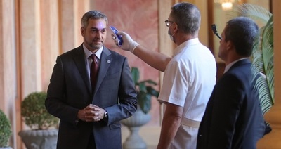 Presidente desarrollará agenda en Palacio de Gobierno