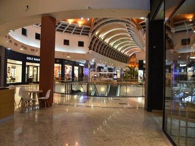Coronavirus: Shoppings suspenden actividades