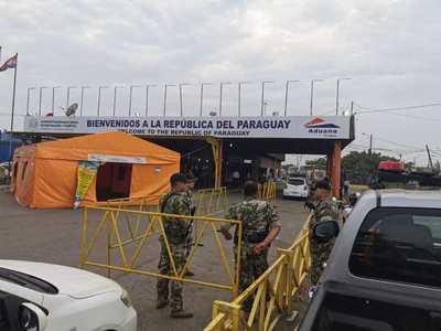 Puerto Falcón: Estrictos controles tras cierre parcial de frontera por coronavirus