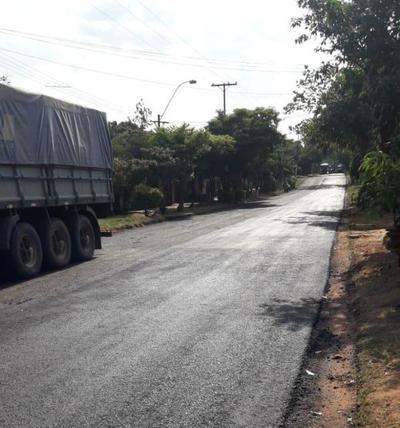 """Concluyó el asfaltado de la """"Ruta del Progreso"""" en Misiones"""