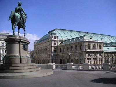 """La Ópera de Viena ofrece gratis funciones """"online"""" contra el coronavirus"""