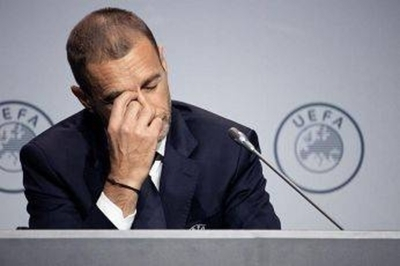 HOY / UEFA deja abierta cualquier opción sobre sus torneos