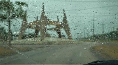 Lluvia en Boquerón aplaca el calor pero continúa el acarreo de agua en diferentes comunidades