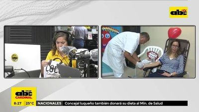 Urgen donantes de sangre en Clínicas