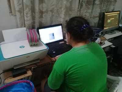 Ante suspensión de clases en Boquerón aplican uso de la tecnología para estudiar