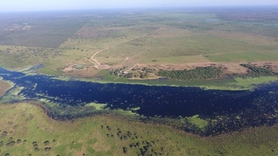 Se cumplen 200 días de ingreso ininterrumpido del río Pilcomayo a territorio nacional