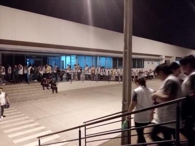 San Lorenzo: maquiladora expone a contagios a 800 trabajadores por turno