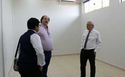 Clínica de la UPE aprobada para consultorio, según directores sanitarios